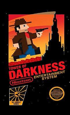 Camiseta Roland Deschain Dark Tower