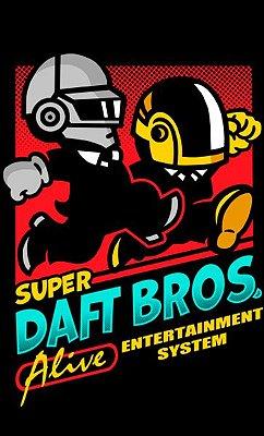 Camiseta Super Daft Bros