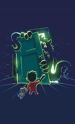 Camiseta Monster Closet