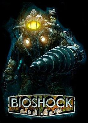 Camiseta Bioshock Big Daddy