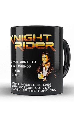 Caneca The Holff - Knight Rider