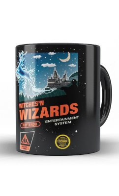 Caneca Harry Potter - Wizards