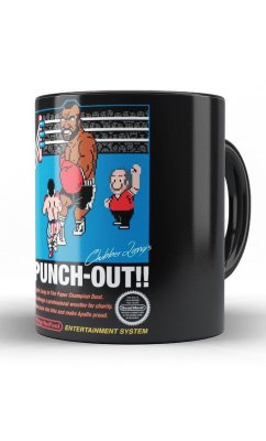 Caneca Clubber Lang Punch-Outo