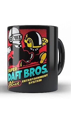 Caneca Super Daft Bros