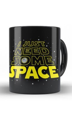 Caneca Star Wars - I Just Need Some Space