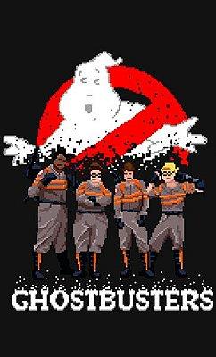 Camiseta Os Caças Fantasmas