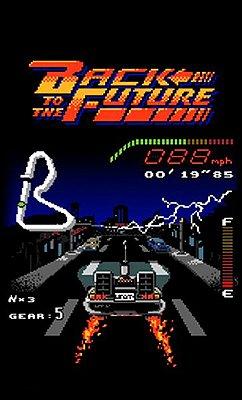 Camiseta Back to no Future - Corrida