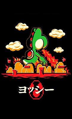 Camiseta Ioche Fire