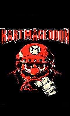 Camiseta Mario Kart Mageddon