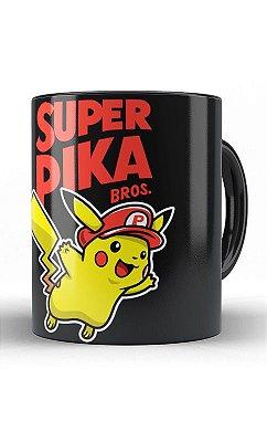 Caneca Pikachu - Super Pika