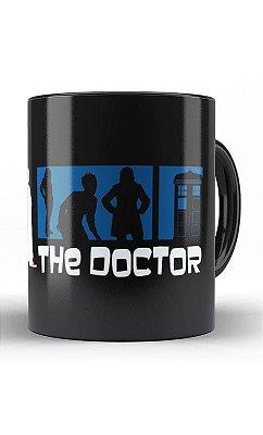 Caneca The Doctor