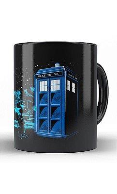 Caneca Doctor Who E.T
