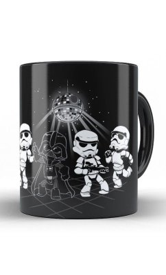 Caneca Star Wars - Stormtrooper Na Pista