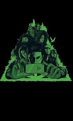 Camiseta Harry Potter - Selfie