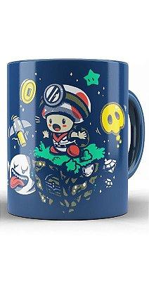 Caneca Mario Captain Toad