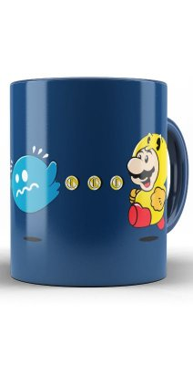 Caneca  Super Mario Power Pellet Power