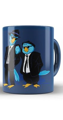 Caneca The Blues Brothers