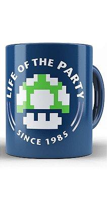 Caneca Mario Life of the Party