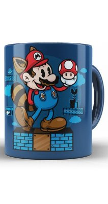 Caneca Super Mario Vintage