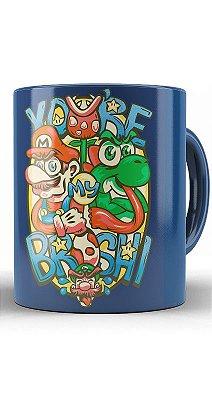 Caneca  Super Mario You're My Broshi