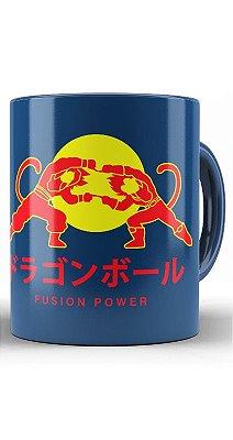 Caneca Dragon Ball Fusiom Power