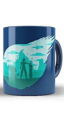 Caneca  Final Fantasy Valley