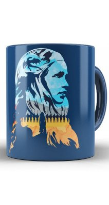 Caneca Game of Thrones Khaleesi