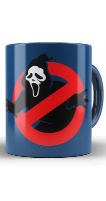 Caneca  Ghostbusters Scream