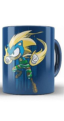 Caneca Sonic the Hedgehog