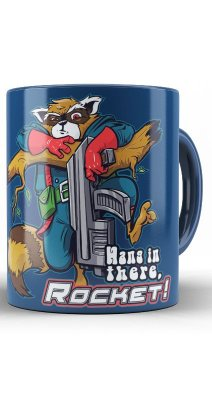 Caneca Guardians of the Galaxy Rocket