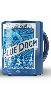 Caneca The Legend of Zelda BlUE Doom