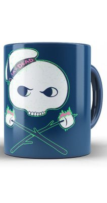 Caneca Ghostbusters Marshmallow