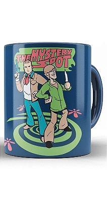 Caneca Scooby-Doo The Mystery Spot