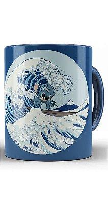 Caneca  Stitch Surf