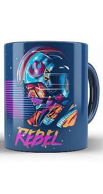 Caneca Rebel Pilot