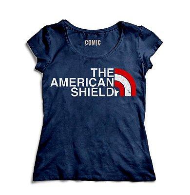 Camiseta Feminina  Agentes da S.H.I.E.L.D.