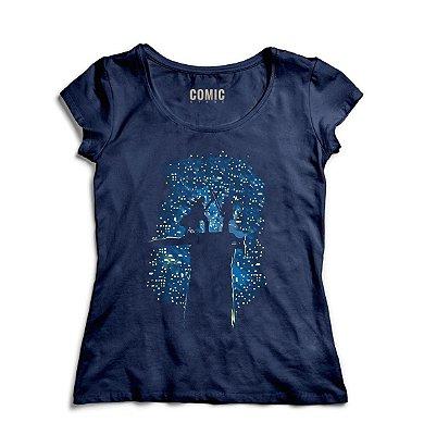 Camiseta Feminina  Star Wars Batalha
