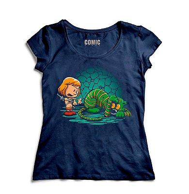 Camiseta Feminina  He-Man