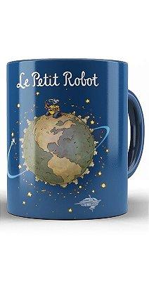 Caneca Le Petit Robot