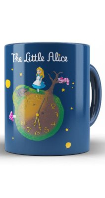 Caneca The Little Alice