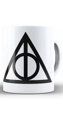 Caneca Harry Potter Simbol