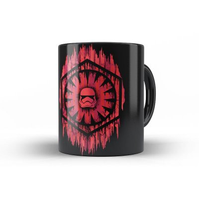 Caneca Star Wars Stormtrooper Red