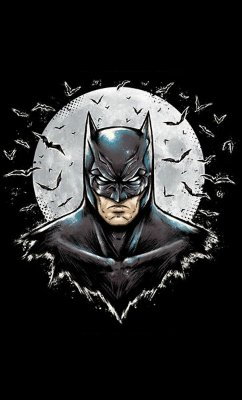 Camiseta Batman Dark