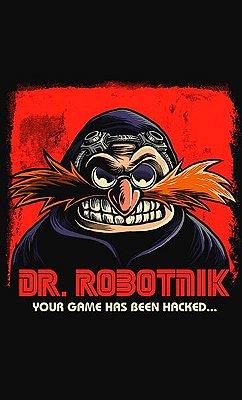 Camiseta Dr. Robotnik