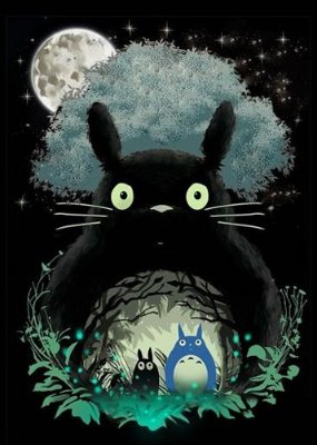Camiseta My Neighbor Totoro