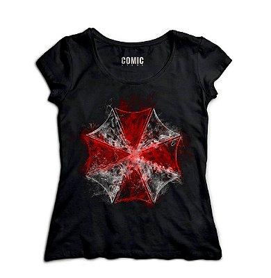Camiseta Feminina  Umbrella