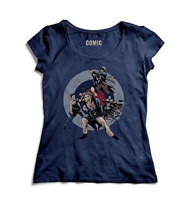 Camiseta Feminina Doctor Who The Whos