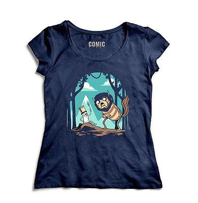 Camiseta Feminina Adventure Time