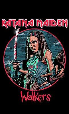 Camiseta The Walking Dead - Michonne
