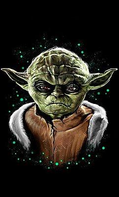 Camiseta Star Wars - Yoda